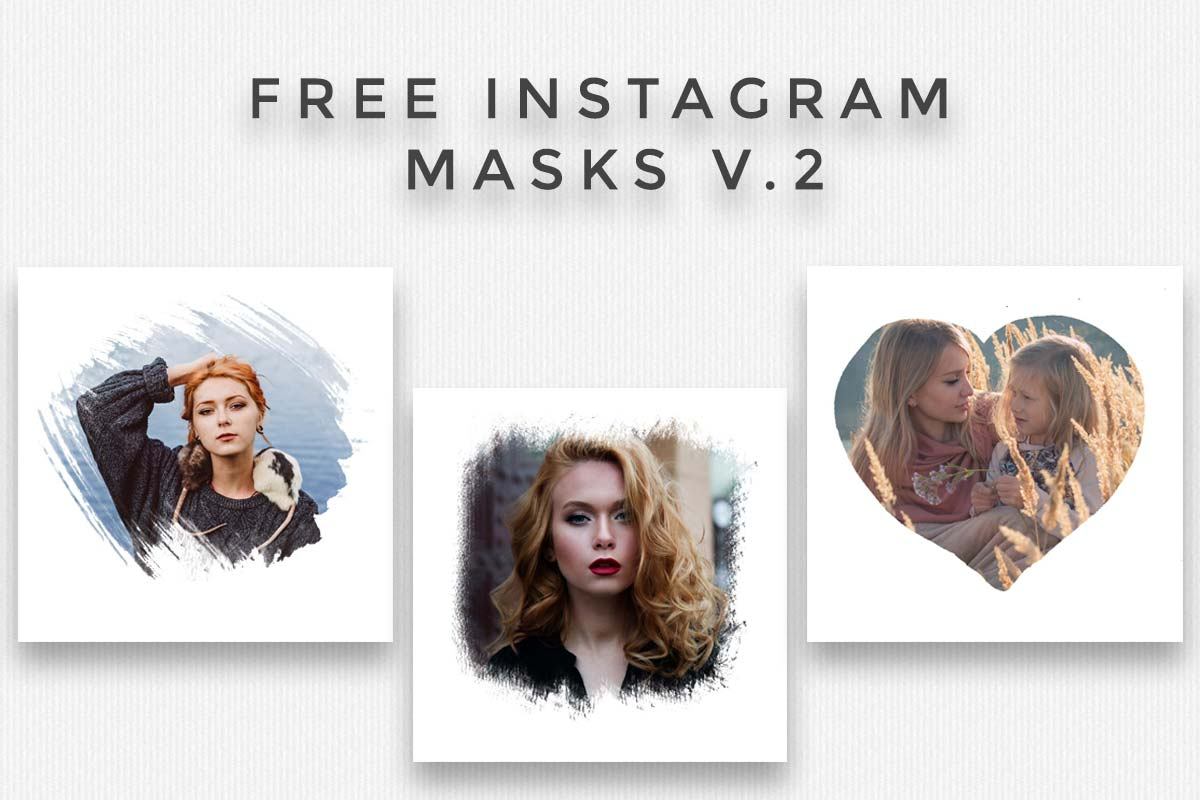 Free Instagram Masks V.2