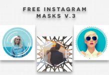 5 Free Instagram Masks V.3