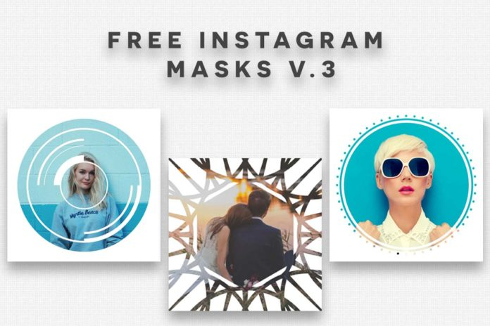 5 Free Instagram Masks V.3