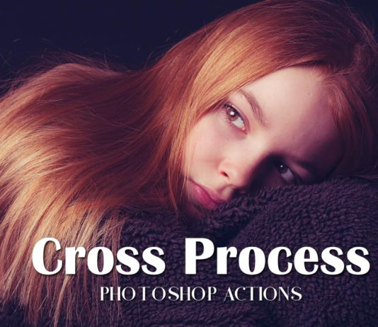 20 Free Cross Process Photoshop Actions