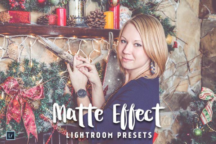 20 Free Matte Lightroom Presets