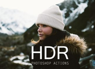 25 Free HDR Photoshop Actions