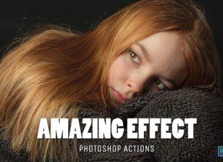 30+ Free Amazing Photoshop Actions