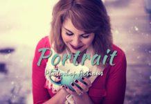 50 Free Portrait Photoshop Actions