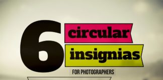 6 Free Circular Vintage Style Badges