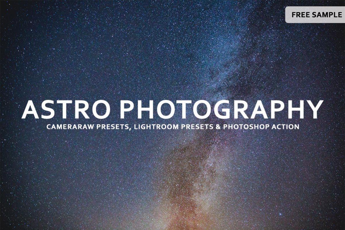 Free Astro Photography Lightroom Presets