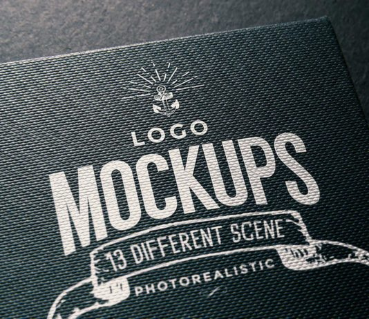 Free Logo Mockup Demo