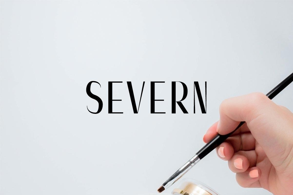 Free Severn Sans Serif Font