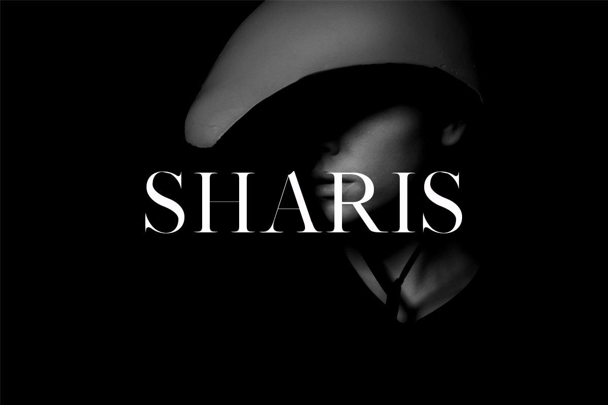 Free Sharis Serif Demo Font