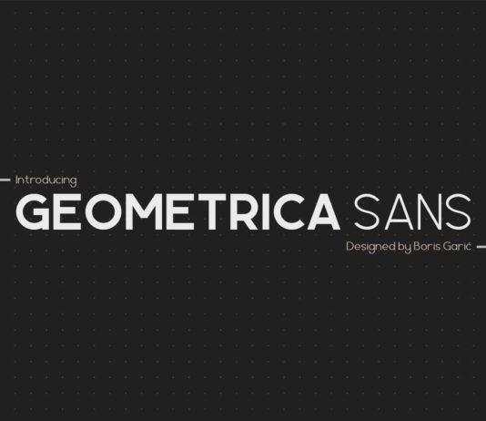 Free Geometrica Sans Font
