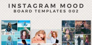 3 Free Instagram Mood Board Template FB2