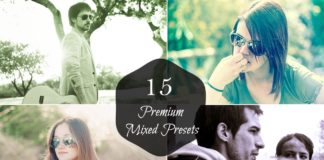15 Free Mixed Lightroom Presets