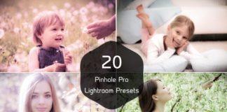 20 Free Pinhole Pro Lightroom Presets