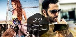 20 Free Sharpness Lightroom Presets