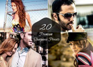 20 Free Sharpness Lightroom Presets