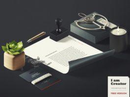 Free Branding Scene Object Generator