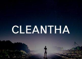 Free Cleantha Serif Font