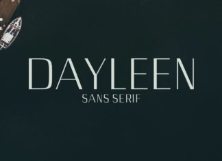 Free Dayleen Sans Serif Font