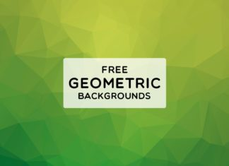 3 Free Geometric Backgrounds