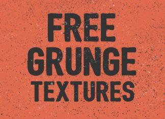 3 Free Grunge Textures