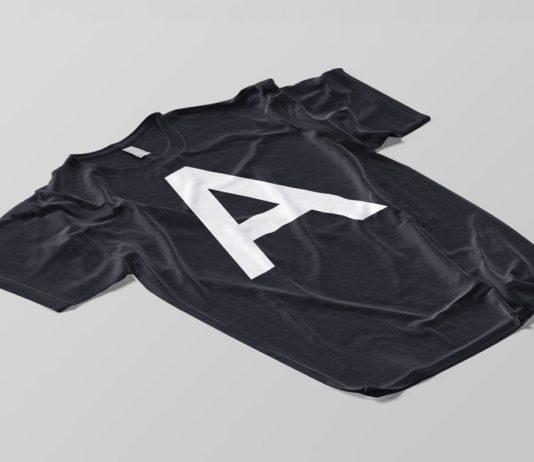 Free T-Shirt Branding Mockup