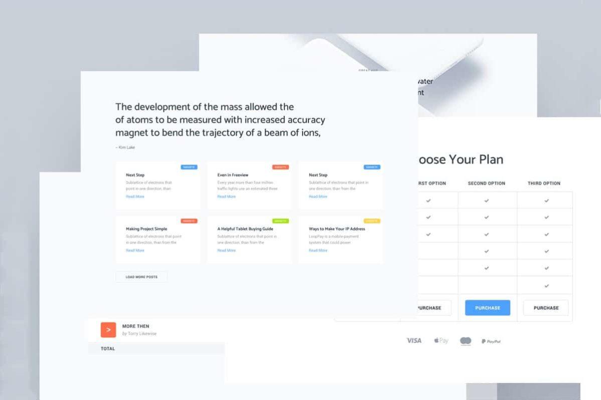 Free UI Kit Resource