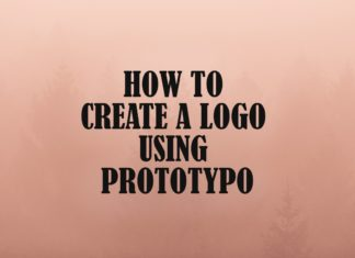 How To Create A Logo Using Prototypo