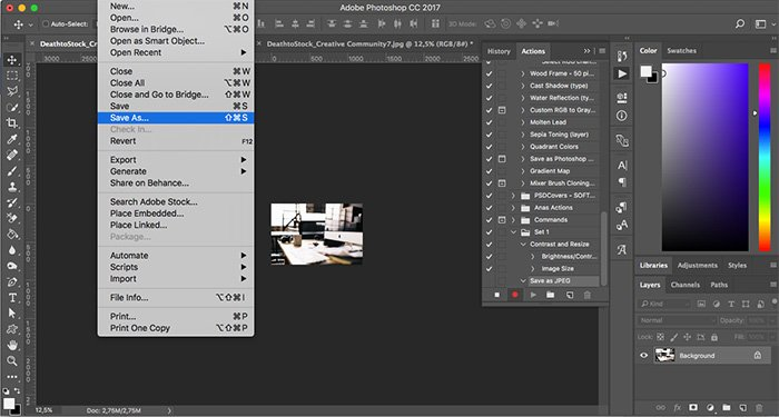 How to Use Photoshop Actions to Speed Up Your Workflow