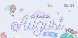 The Irresistible August Bundle