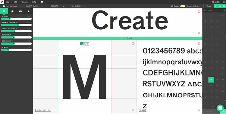 How To Create A Logo Using Prototypo