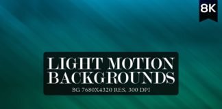 12 Light Motion Backgrounds