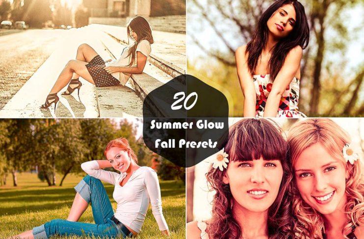 20 Free Summer Lightroom Presets