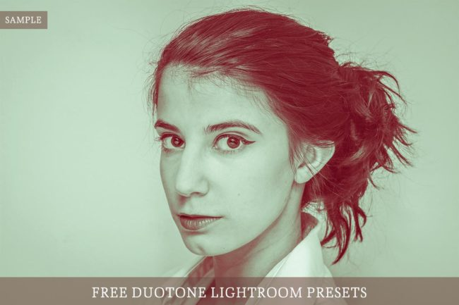 3 Free Duotone Lightroom Presets