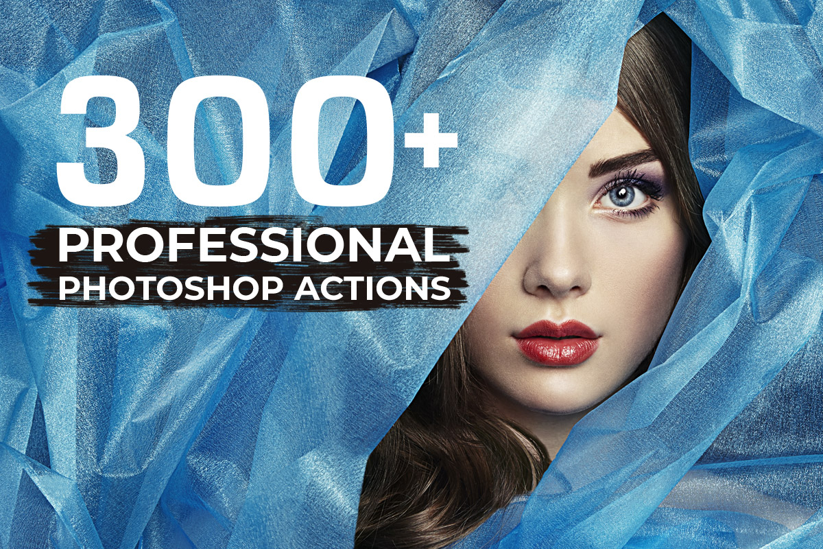 300+ Best Free Professional Photoshop Actions - Creativetacos