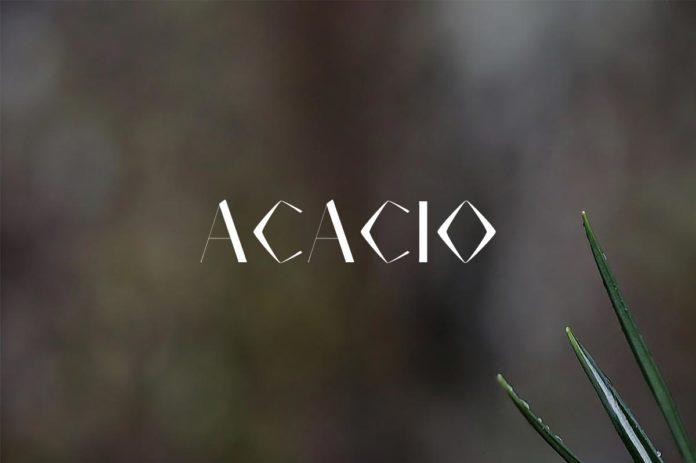 Free Acacio Serif Font