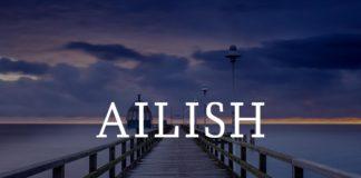 Free Ailish Slab Serif Font