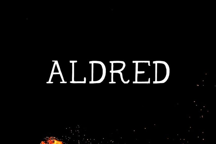 Free Aldred Handmade Font