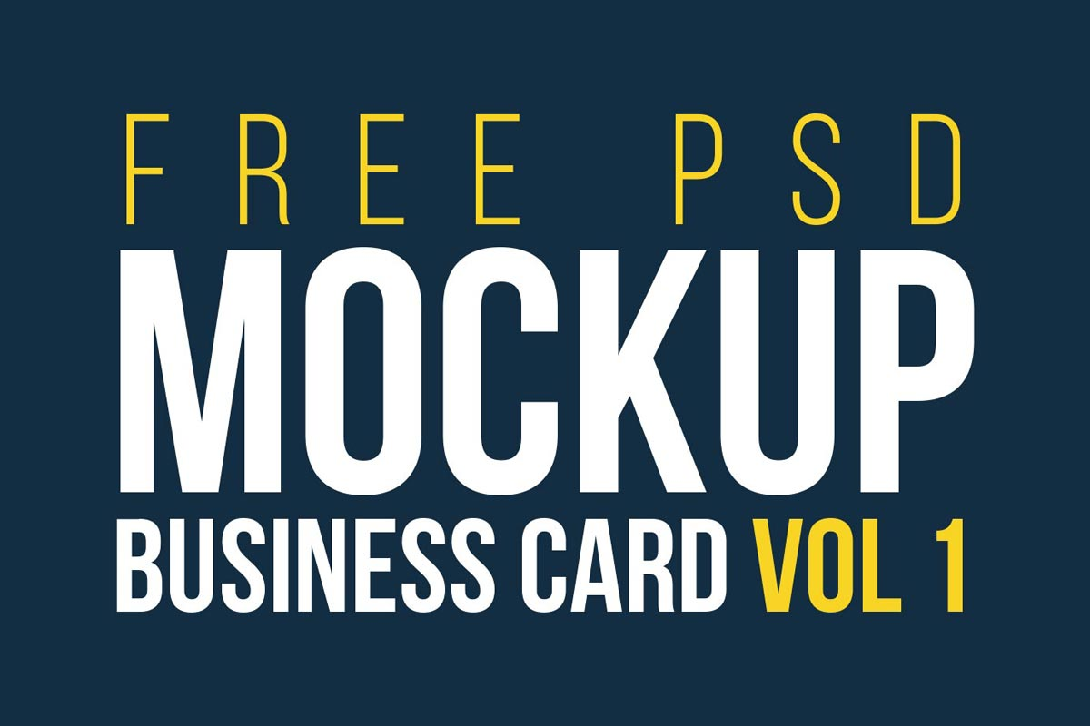 Free business cards mockups vol 1 creativetacos free business cards mockups vol 1 reheart Choice Image