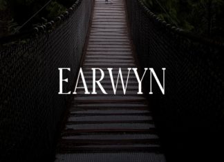 Earwyn Serif Font
