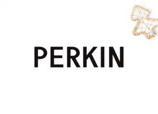 Free Perkin Sans Serif Font