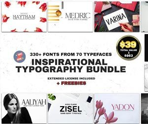 Fonts Bundle
