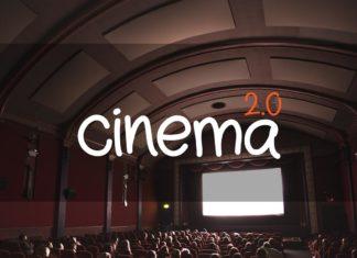Free Cinema Handwritten Font