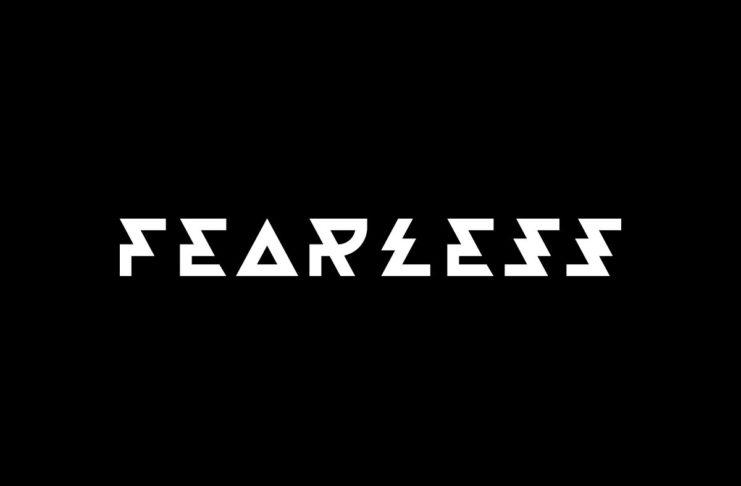 Free Fearless Fancy Font
