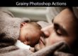 3 Free Grainy Photoshop Actions Vol 1