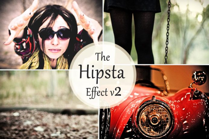 Free Hipsta Effect Photoshop Actions V2