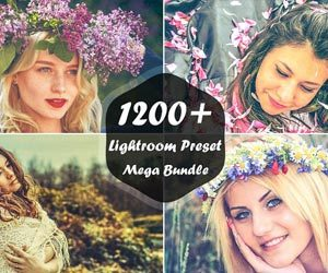 1000 Lightroom Presets