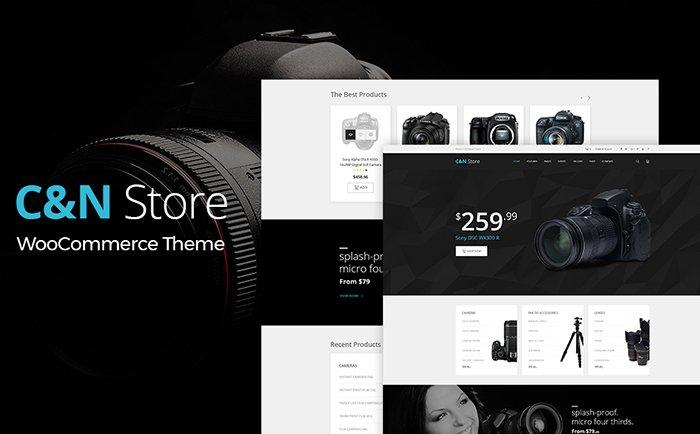 C&N Store - Responsive WooCommerce Theme