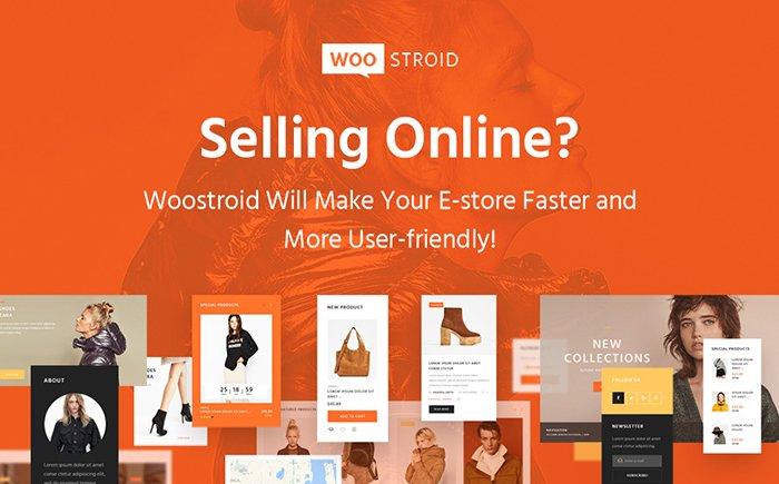 Woostroid - Multipurpose WooCommerce Theme