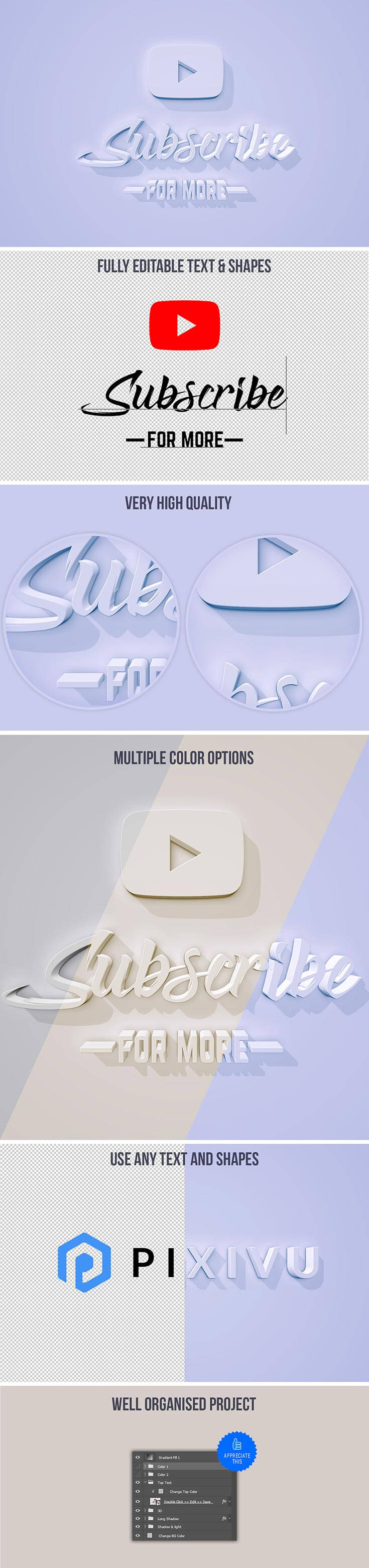 Free 3D Text Effect