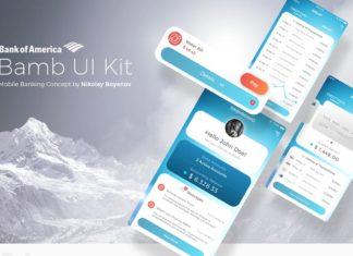 Free Bamb Mobile Banking XD Kit